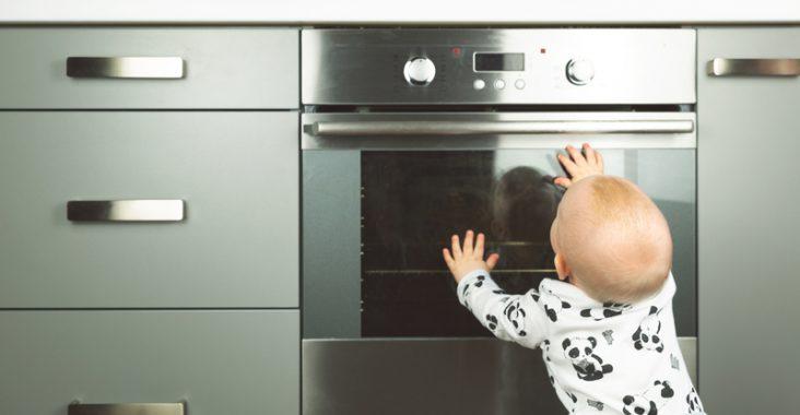 een kindvriendelijke keuken