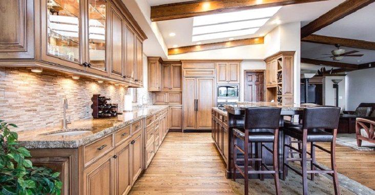 lening voor nieuwe keuken