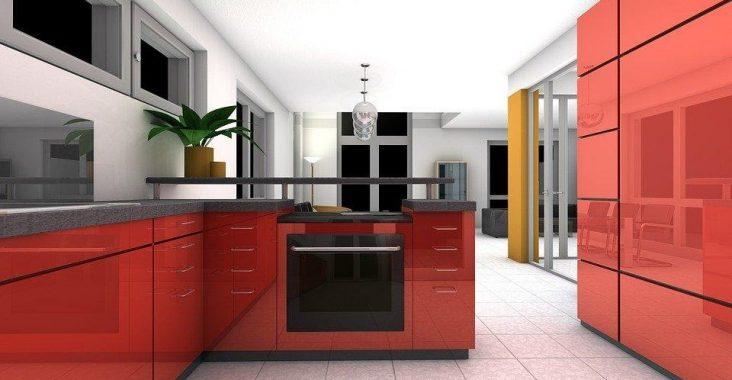 keuken levendig maken met kleur